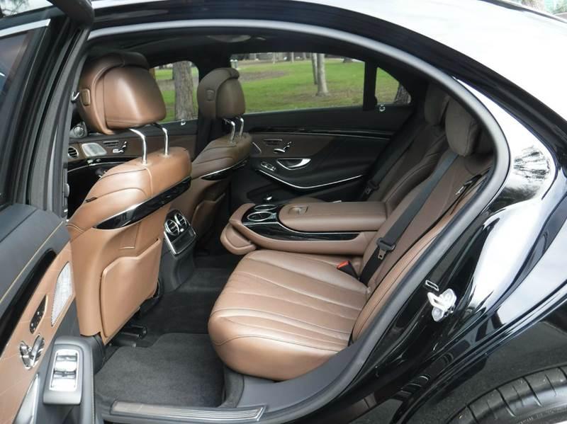 2015 Mercedes-Benz S-Class S 550 4dr Sedan - Thousand Oaks CA