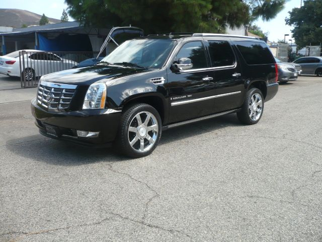 2007 CADILLAC ESCALADE ESV BASE AWD 4DR SUV black extra clean loaded 2007 cadillac escalade esv