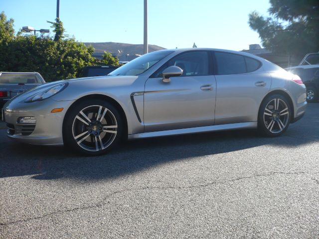 2012 PORSCHE PANAMERA 4 AWD 4DR SEDAN platinum silver metallic like new extra clean 2012 porsche