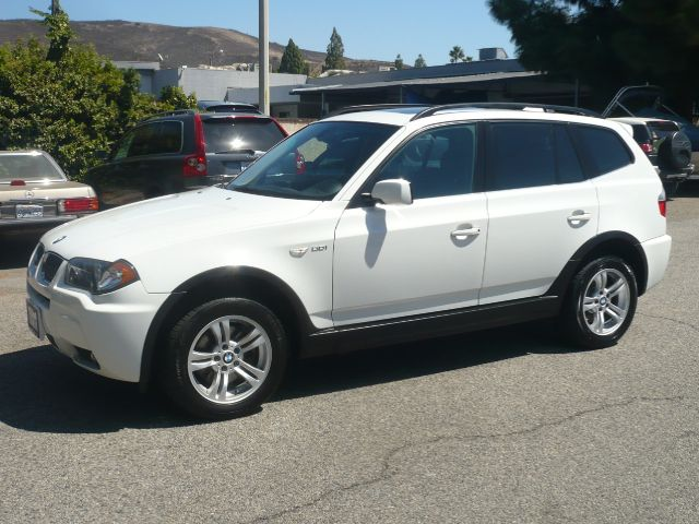 2006 BMW X3 30I AWD 4DR SUV white all wheel drive 2006 bmw x3 4-door suv this vehicle is equipe