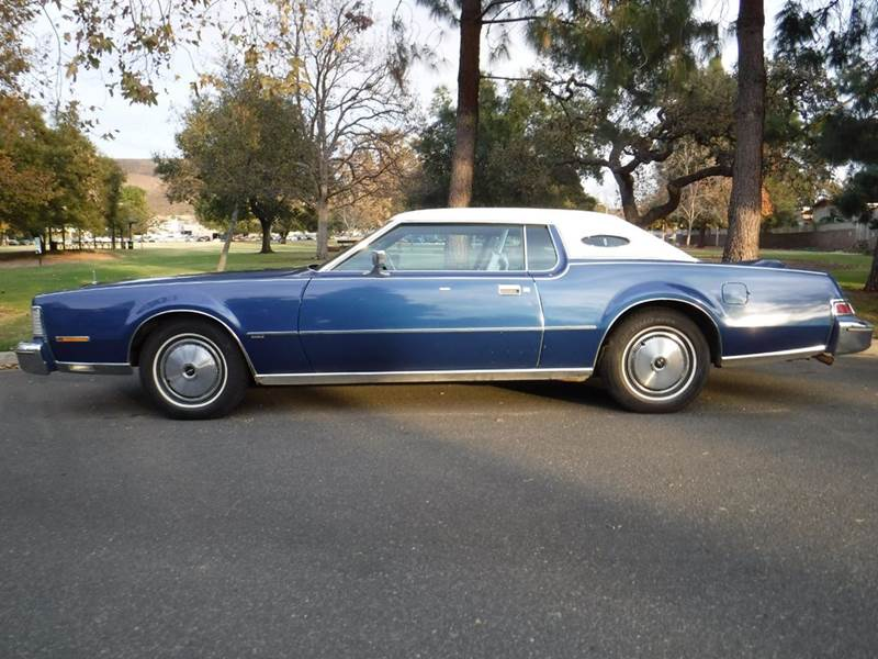 Lincoln mark iv for sale for Allen motors thousand oaks