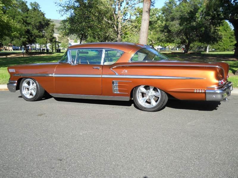 1958 Chevrolet Impala Sport Coupe 1700 - Thousand Oaks CA