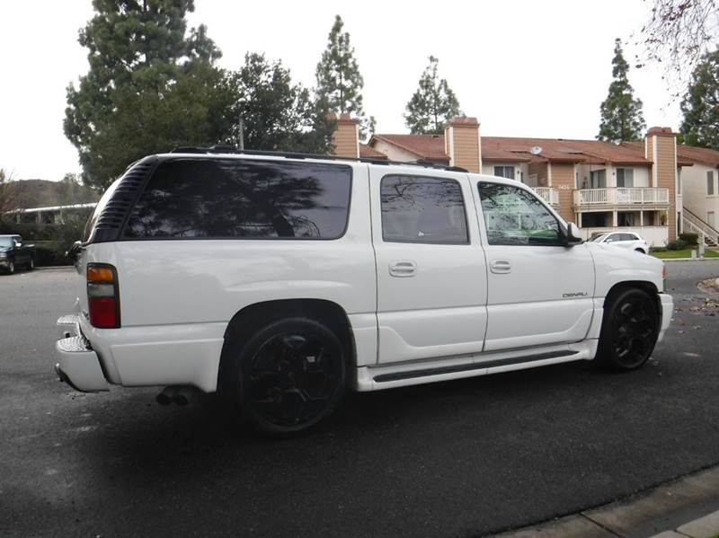 2005 GMC Yukon XL AWD Denali 4dr SUV - Thousand Oaks CA