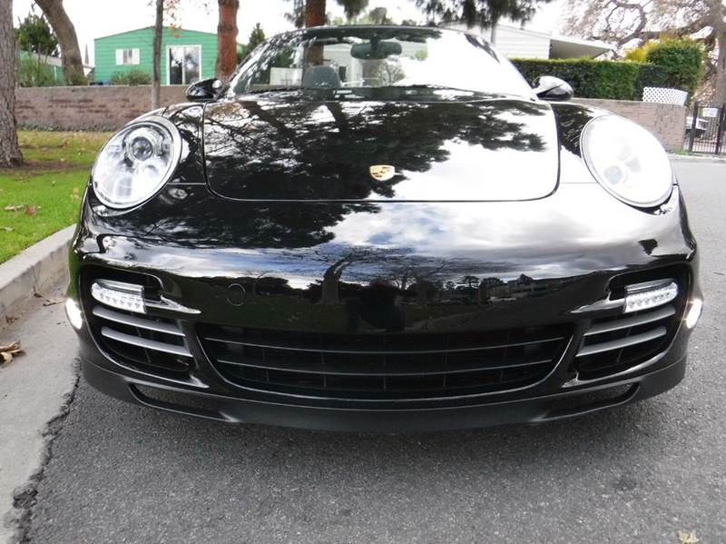 2011 Porsche 911 AWD Turbo S 2dr Convertible - Thousand Oaks CA