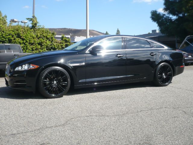 2011 JAGUAR XJL BASE 4DR SEDAN black one owner low mileage 2011 jaguar xjl 4-door sedan this ve