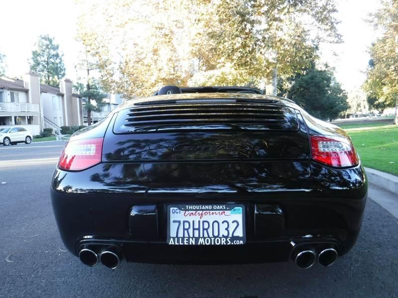 2010 Porsche 911 Carrera 2dr Convertible - Thousand Oaks CA
