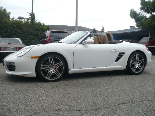 2008 PORSCHE BOXSTER S 2DR CONVERTIBLE carrera white local extra clean 2008 porsche boxster s 2-