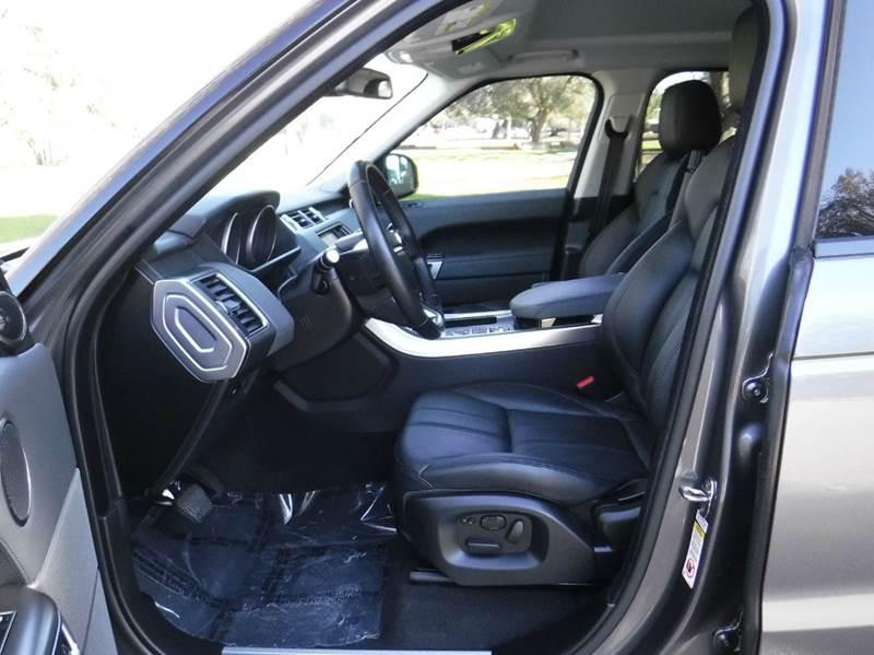 2014 Land Rover Range Rover Sport SE 4x4 4dr SUV - Thousand Oaks CA