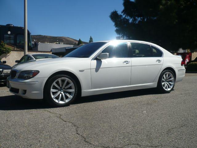 2008 BMW 7 SERIES 750LI 4DR SEDAN white extra clean loaded 2008 bmw 750li 4-door sedan this veh