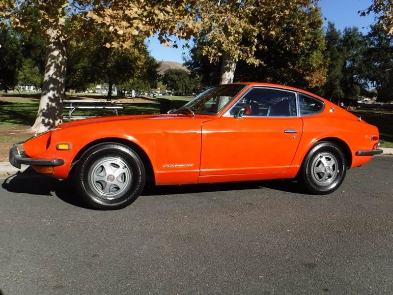 Datsun 240z for sale in colorado for Allen motors thousand oaks