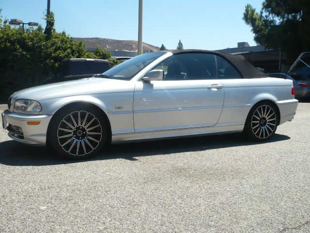 2003 BMW 3 SERIES 330CI CONVERTIBLE silver 2003 bmw 330cic 2-door convertible this vehicle is equ