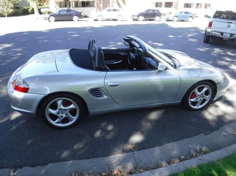 2004 Porsche Boxster S 2dr Roadster - Thousand Oaks CA
