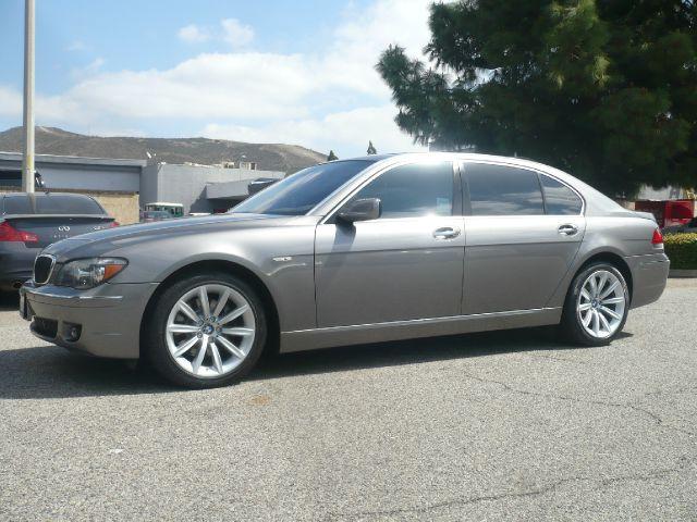 2008 BMW 7 SERIES 750LI gray local two owner 2008 bmw 750li 4-door sedan this vehicle is equipe