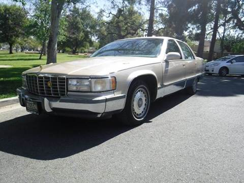 1995 Cadillac Fleetwood for sale in Thousand Oaks, CA