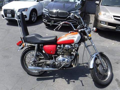 Honda Motorcycle Dealer Thousand Oaks