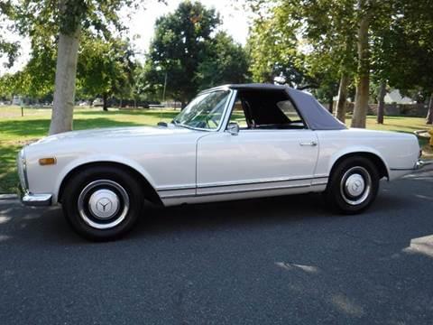 1963 Mercedes-Benz SL-Class