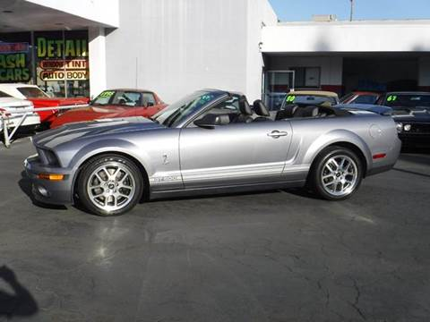 2007 Ford Shelby GT500 for sale in Thousand Oaks, CA