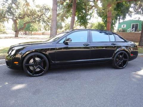 2006 Bentley Continental Flying Spur for sale in Thousand Oaks, CA