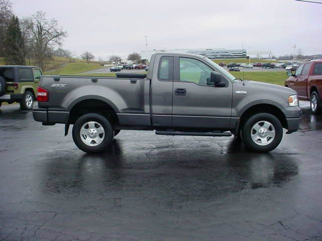 2007 ford f 150 stx 2dr regular cab 4wd flareside 6 5 ft sb in hillsboro oh westview motors. Black Bedroom Furniture Sets. Home Design Ideas