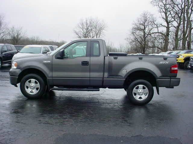 2007 Ford F 150 Stx 2dr Regular Cab 4wd Flareside 6 5 Ft
