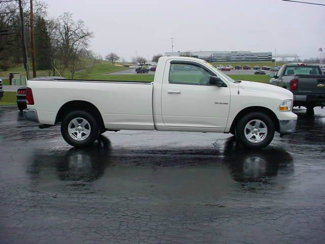 2009 Dodge Ram Pickup 1500 4x2 Slt 2dr Regular Cab 6 3 Ft