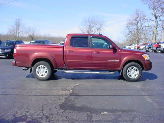 2006 Toyota Tundra Limited 4dr Double Cab 4wd Sb In