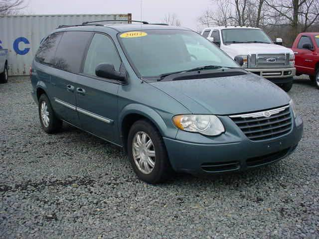 2007 Chrysler Town And Country Touring 4dr Extended Mini