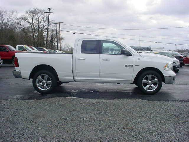 2009 Dodge Ram Pickup 1500 4x4 Slt 4dr Quad Cab 6 3 Ft Sb