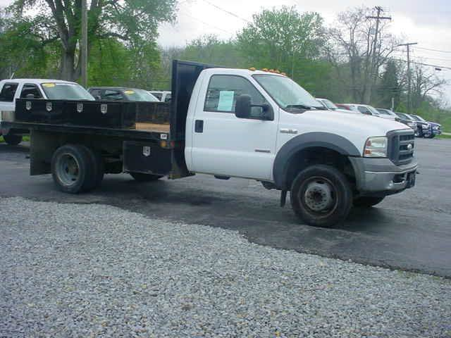 2005 Ford F 450 Super Duty In Hillsboro Oh Westview Motors
