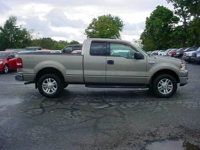 2004 Ford F 150 4dr Supercab Lariat 4wd Styleside 6 5 Ft
