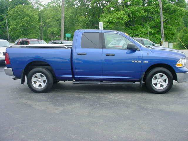 2010 Dodge Ram Pickup 1500 4x4 Slt 4dr Quad Cab 6 3 Ft Sb