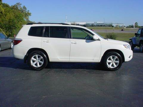 2008 Toyota Highlander for sale in Hillsboro, OH
