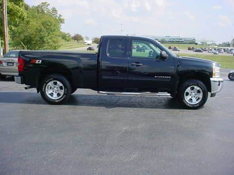2013 Chevrolet Silverado 1500 for sale in Hillsboro, OH