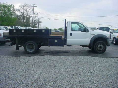 2005 Ford F-450 Super Duty for sale in Hillsboro, OH
