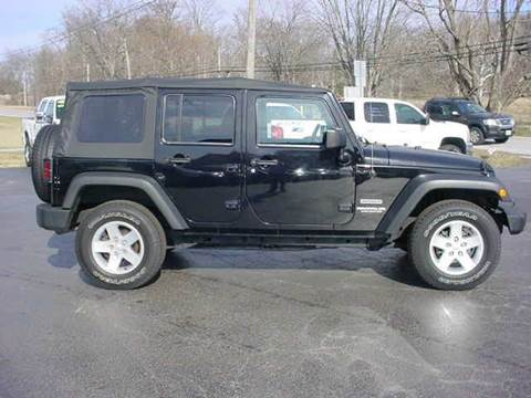 used jeep wrangler for sale in hillsboro oh. Black Bedroom Furniture Sets. Home Design Ideas