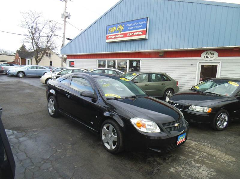 2006 Chevrolet Cobalt SS 2dr Coupe w Front and Rear Head Airbags