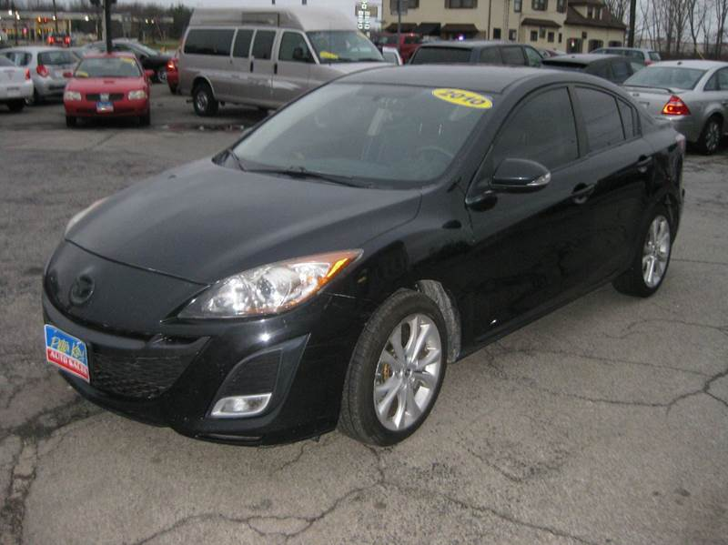 2010 mazda mazda3 s grand touring 4dr sedan 6m in alden ny. Black Bedroom Furniture Sets. Home Design Ideas