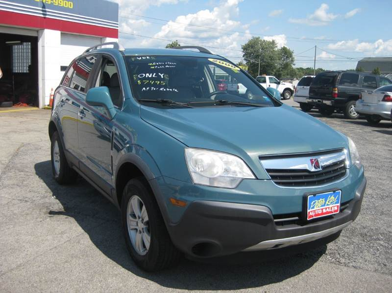 2008 Saturn Vue Xe 4dr Suv In Alden Ny Peter Kay Auto Sales
