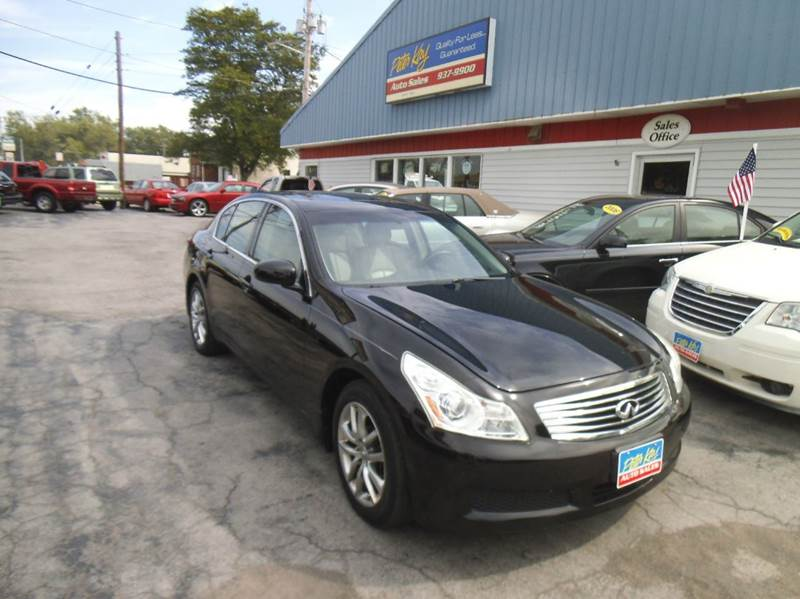 2008 infiniti g35 x awd 4dr sedan in alden ny peter kay. Black Bedroom Furniture Sets. Home Design Ideas