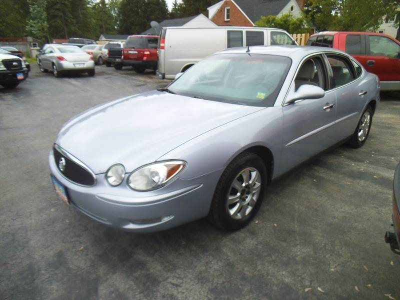 2005 buick lacrosse cx 4dr sedan in alden ny peter kay. Black Bedroom Furniture Sets. Home Design Ideas