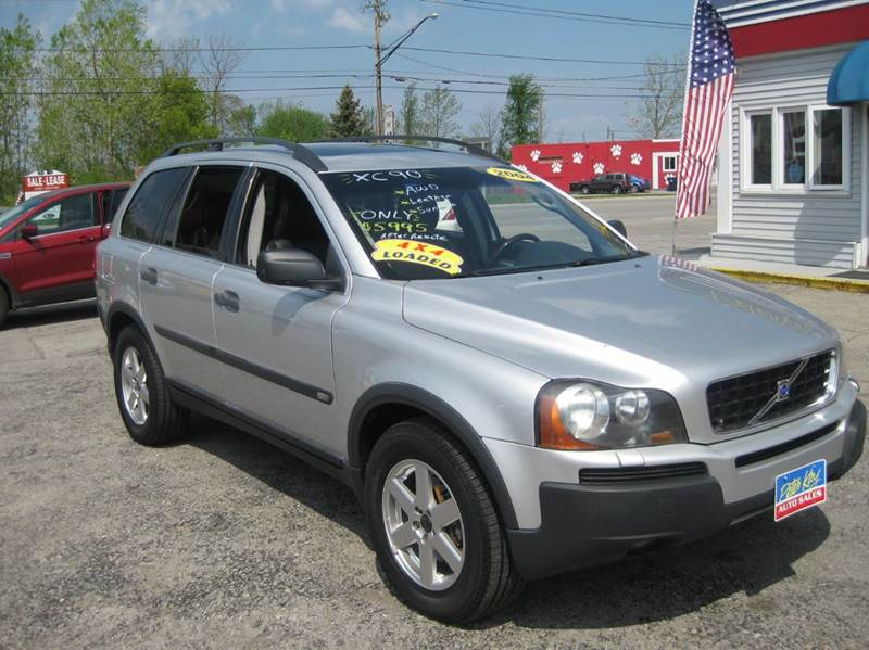 2004 volvo xc90 2 5t awd 4dr turbo suv in alden ny peter kay auto sales. Black Bedroom Furniture Sets. Home Design Ideas