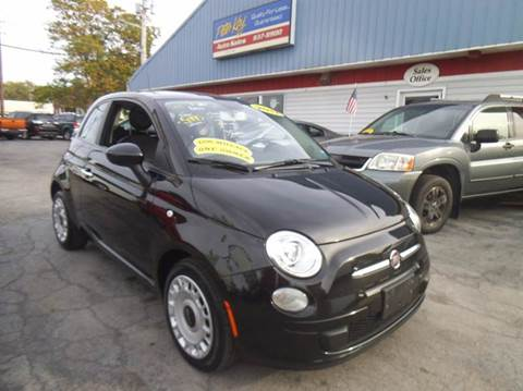 2012 FIAT 500 for sale in Alden Hamburg N.Tonawanda, NY