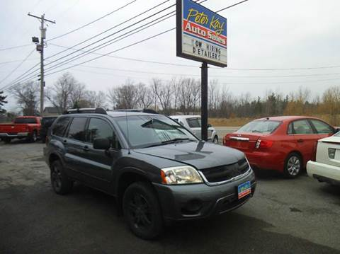 2006 Mitsubishi Endeavor for sale in Alden Hamburg N.Tonawanda, NY