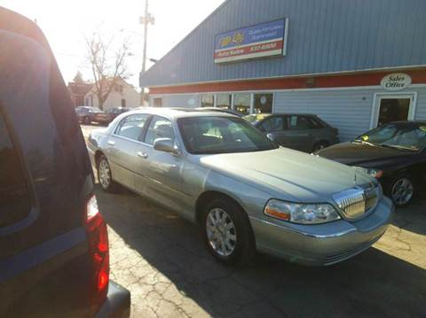 2007 Lincoln Town Car for sale in Alden Hamburg N.Tonawanda, NY