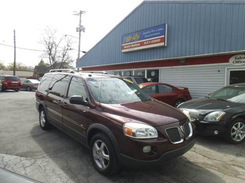 2006 Pontiac Montana SV6 for sale in Alden Hamburg N.Tonawanda, NY