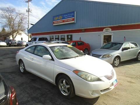2005 Toyota Camry Solara for sale in Alden Hamburg N.Tonawanda, NY