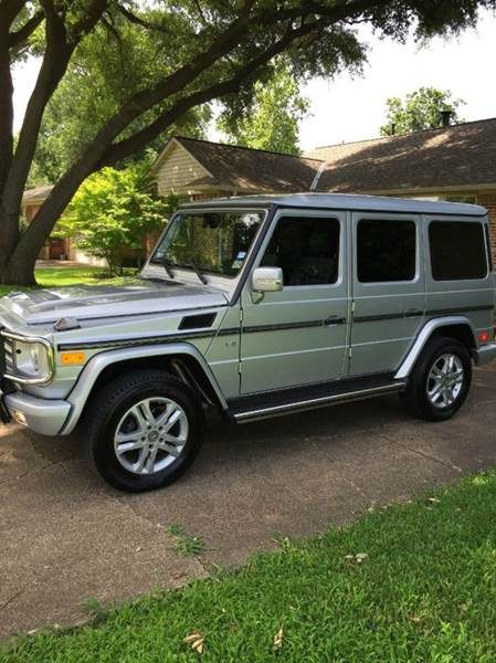 2012 mercedes benz g class g550 awd 4matic 4dr suv in for Mercedes benz g550 suv