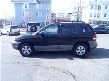 2006 Hyundai Santa Fe for sale in Bridgeport, CT