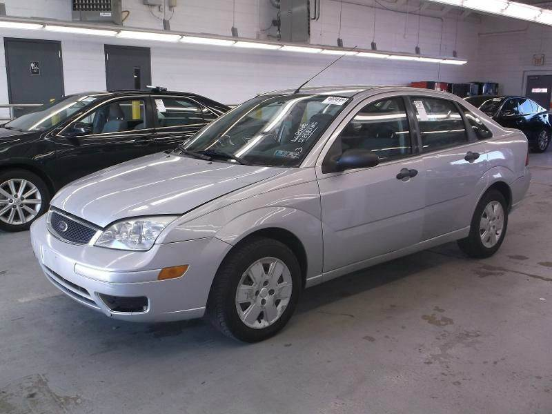 2007 ford focus zx4 se 4dr sedan in highland park nj. Black Bedroom Furniture Sets. Home Design Ideas