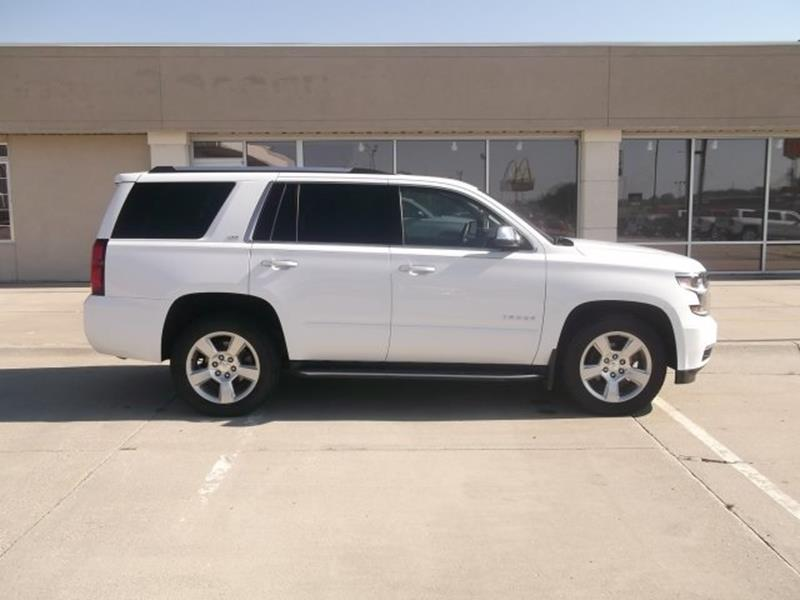 2015 Chevrolet Tahoe 4x4 LTZ 4dr SUV - West Point NE